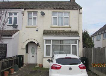 Thumbnail 3 bedroom terraced house to rent in London Road, Benfleet