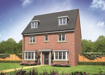 Thumbnail 4 bed detached house for sale in Plot 15 - The Regent, Newcastle Road, Crew