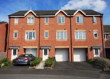 Thumbnail 4 bed town house to rent in Godwin Way, Stoke-On-Trent