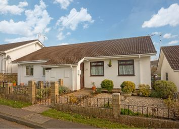Thumbnail 2 bedroom terraced bungalow for sale in Pilton Vale, Newport