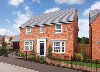 "Thumbnail 4 bed detached house for sale in ""Bradgate"" at Stanneylands Road, Wilmslow"