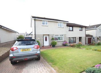 Thumbnail 3 bed semi-detached house for sale in Watson Place, Dunfermline, Fife