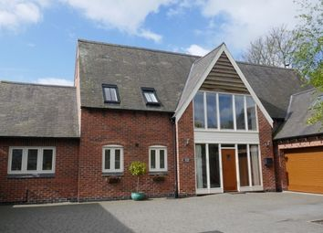 Thumbnail 5 bed detached house for sale in Main Street, Gumley