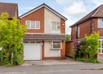 Thumbnail 4 bed detached house for sale in Victoria Avenue, Cheadle, Greater Manchester