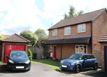 Thumbnail 3 bed detached house to rent in Baden Drive, Horley, Surrey