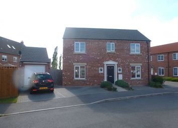 Thumbnail 4 bed detached house for sale in Nile Drive, Spalding