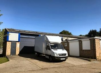 Thumbnail Light industrial to let in Unit 8A, The Grip, Linton, Cambridge