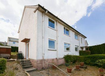Thumbnail 3 bedroom semi-detached house for sale in 49 Glendinning Crescent, Liberton, Edinburgh