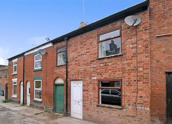 Thumbnail 2 bed terraced house for sale in Lower Park Street, Congleton