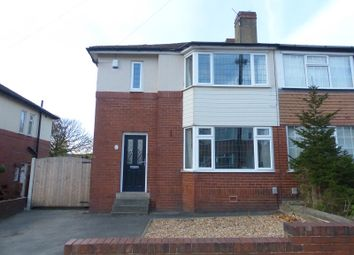 Thumbnail 3 bed semi-detached house for sale in Berwick Avenue, Heckmondwike, West Yorkshire.