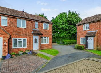 Thumbnail 3 bed end terrace house for sale in The Spillway, Maidstone