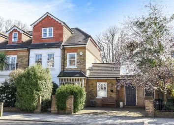 Thumbnail 4 bed terraced house to rent in Waldegrave Road, Twickenham