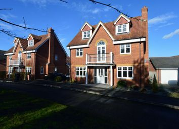 Thumbnail 5 bedroom detached house for sale in Proctor Drive, Lee On Solent, Hants