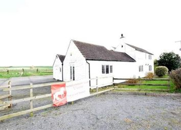 Thumbnail 4 bed detached house for sale in North Moor Farm, North Moor Road, Scotter, Gainsborough
