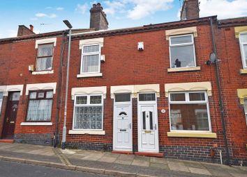 Thumbnail 3 bed terraced house for sale in Derwent Street, Cobridge, Stoke-On-Trent