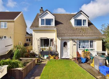 Thumbnail 3 bed detached house for sale in Hill Crescent, Houghton, Milford Haven