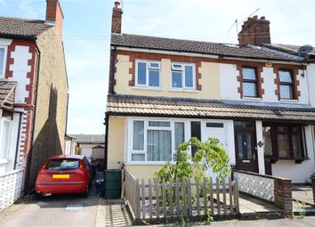 Thumbnail 3 bed end terrace house for sale in Highland Road, Aldershot, Hampshire