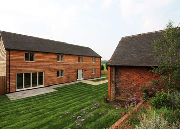 Thumbnail 4 bed barn conversion for sale in Droitwich Road, Torton, Nr Hartlebury
