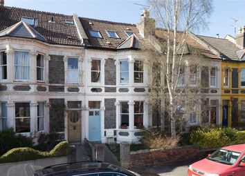 Thumbnail 4 bed terraced house for sale in Fairlawn Road, Montpelier, Bristol