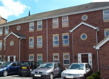 Thumbnail 2 bedroom flat to rent in Barbican Mews, York
