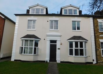 Thumbnail 2 bed flat to rent in Gresham Road, Staines