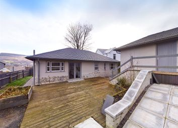 Thumbnail 3 bed bungalow for sale in Brynheulog Terrace, Aberdare, Rhondda Cynon Taff
