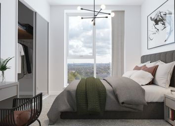 Thumbnail 2 bed flat for sale in Castlewood Road, Stamford Hill