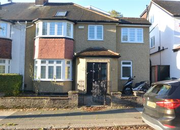 Thumbnail 5 bedroom semi-detached house to rent in Park View Gardens, London
