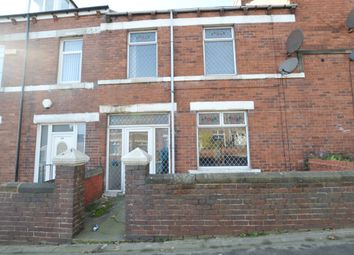 3 bed terraced house for sale in Park Road, South Moor, Stanley DH9