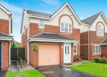 Thumbnail 3 bedroom detached house for sale in Greenbriar Close, Blackpool