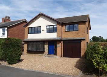 Thumbnail 4 bed detached house for sale in Sandygate Lane, Broughton, Preston