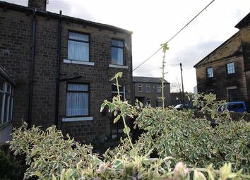 Thumbnail 2 bedroom end terrace house for sale in George Street, Milnsbridge, Huddersfield