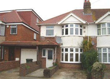 Thumbnail 3 bed terraced house to rent in Victoria Gardens, Heston, Hounslow