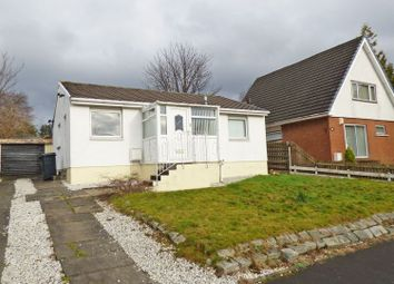 Thumbnail 3 bed bungalow for sale in Quarrybrae Gardens, Uddingston, Glasgow