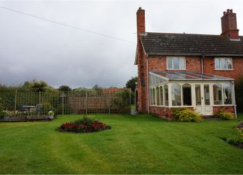 Thumbnail 3 bed semi-detached house for sale in Moorside, Boston