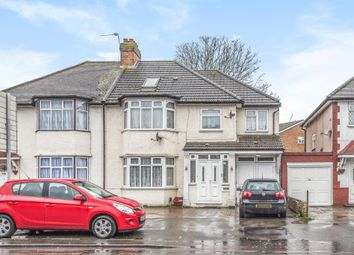Thumbnail 5 bed semi-detached house for sale in Feltham, Middlesex