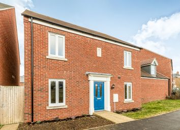 Thumbnail 4 bed detached house for sale in Ascot Way, Bicester