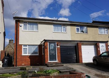 Thumbnail 3 bed end terrace house for sale in Westwood Crescent, St. Annes Park, Bristol