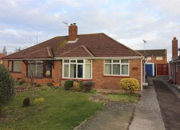 Thumbnail 2 bed semi-detached bungalow for sale in Rodney Close, Longlevens, Gloucester