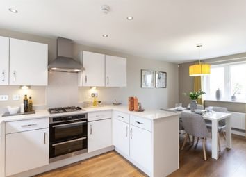 "Thumbnail 3 bedroom detached house for sale in ""The Clayton Corner"" at Tanners Road, Bodmin"