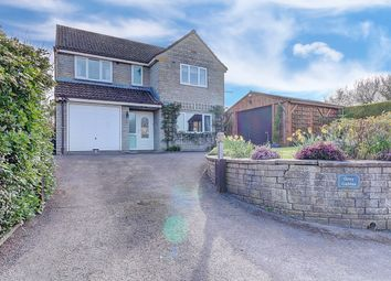 Bineham Lane, Yeovilton, Yeovil BA22. 4 bed detached house