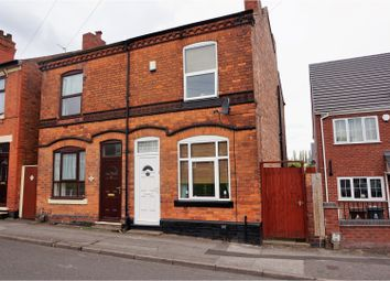 Thumbnail 2 bed semi-detached house for sale in Willenhall Street, Wednesbury