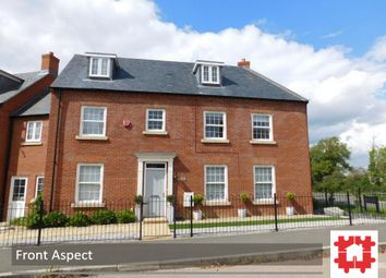 Thumbnail 5 bedroom link-detached house for sale in Valerian Way, Stotfold, Herts