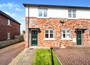 Thumbnail 2 bedroom terraced house to rent in Kirkland Fold, Wigton