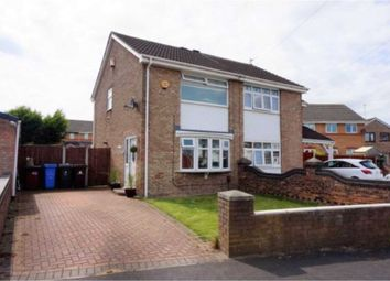 Thumbnail 2 bed semi-detached house to rent in Avon Close, Shevington Park, Kirkby