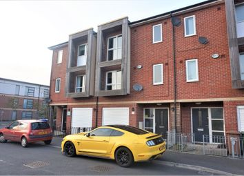 4 bed terraced house for sale in Turing Close, Manchester M11