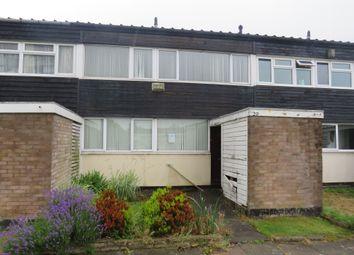 Thumbnail 3 bedroom terraced house for sale in Pegleg Walk, Kings Norton, Birmingham