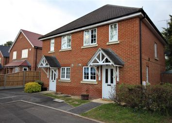 Thumbnail 2 bed semi-detached house for sale in Tanners Row, Wokingham
