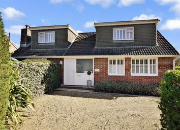 Thumbnail 4 bed detached bungalow for sale in Birch Tree Drive, Emsworth, Hampshire