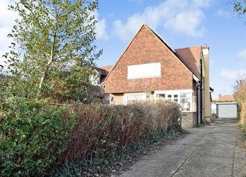 Thumbnail 3 bed detached house for sale in Fishbourne Road East, Chichester, West Sussex